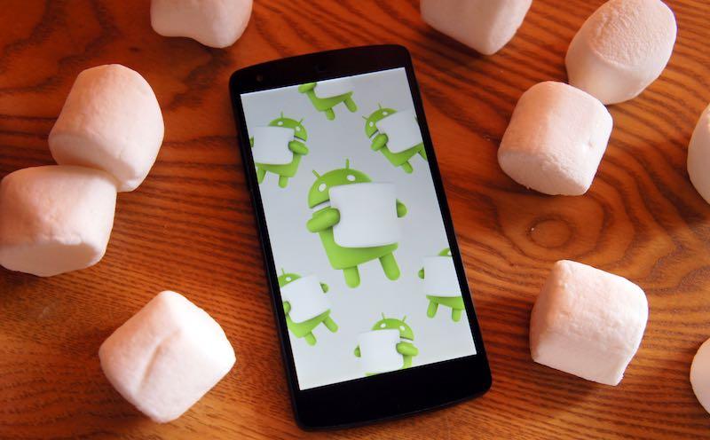 Android Marshmallow hang cihazlara gelecek