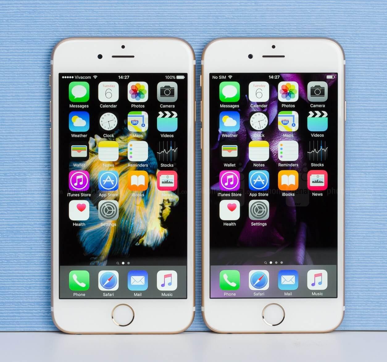 iPhone 6 iPhone 6s dönüştürme