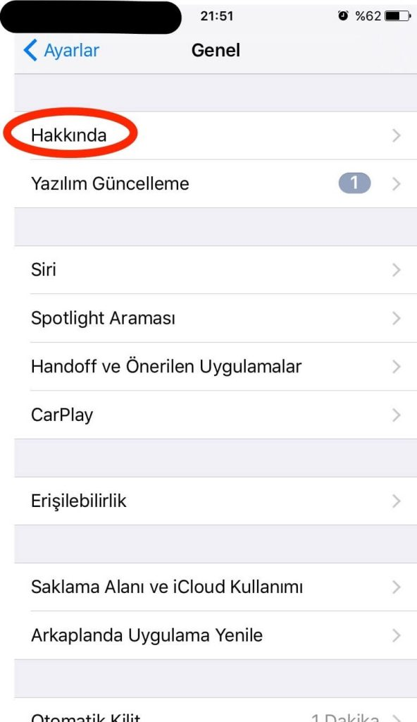 Apple garanti sorgulama