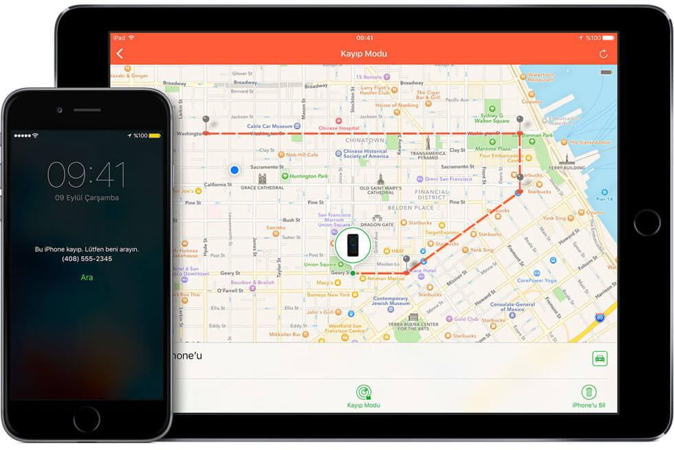 Kayıp iPhone, Bataryası biten iPhone nasıl bulunur ? Şarjı biten iPhone nasıl bulunur ? Kaybolan iPhone nasıl bulunur ? , Find my iPhone