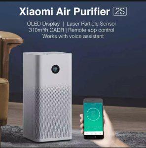 Akıllı hava temizleyici - xiaomi redmi s2 epey