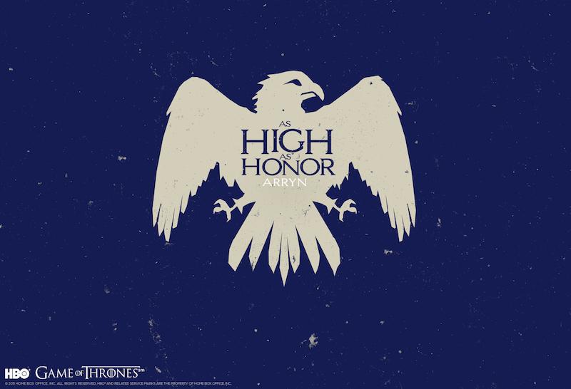 Arryn Hanesi, House Arryn