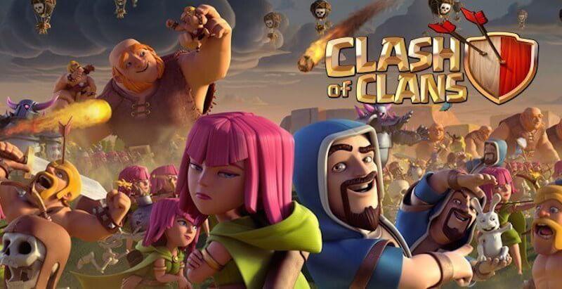 Clash of Clans klan isimleri
