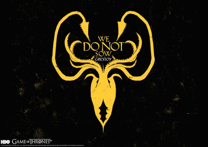 Greyjoy Hanesi, House Greyjoy