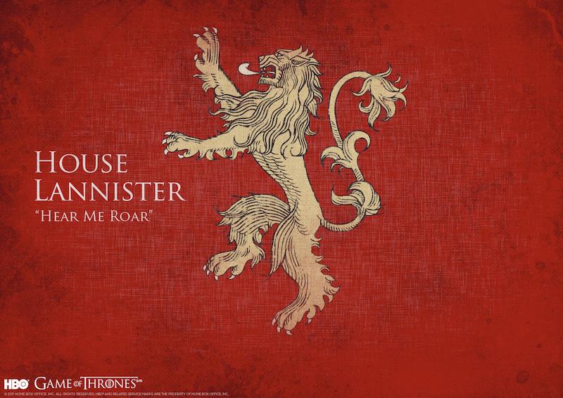 Lannister Hanesi, House Lannister