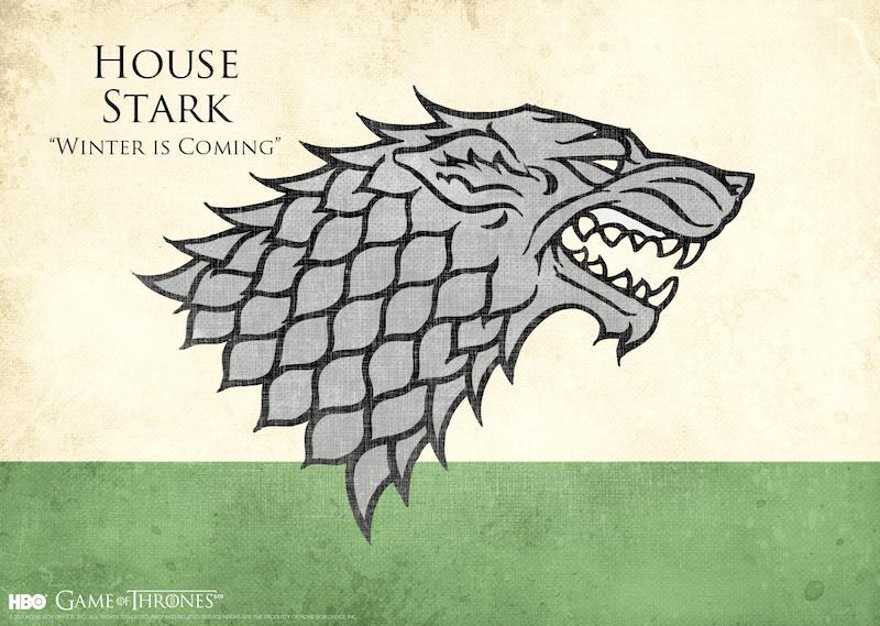 Stark Hanesi, House Stark