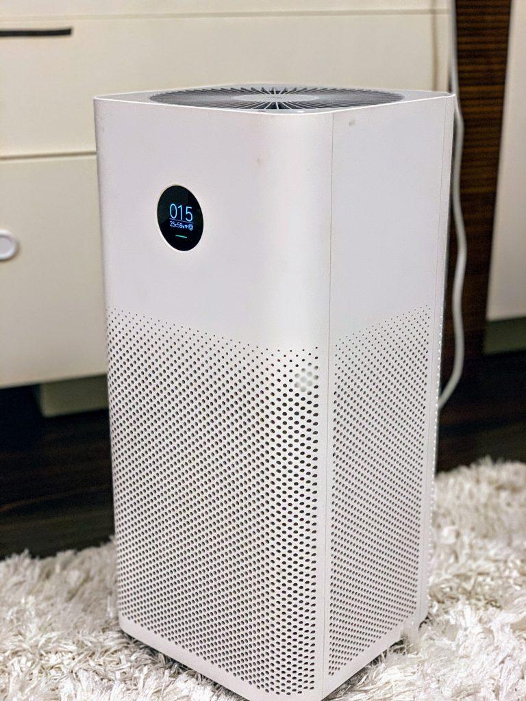 Xiaomi akıllı hava temizleyici