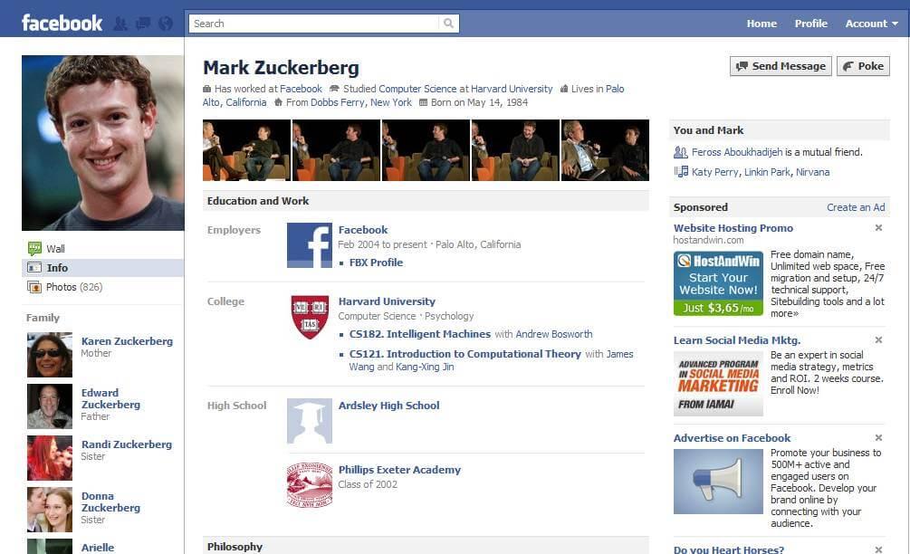 facebook-profiline-bakanlar