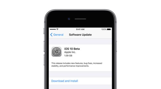 iOS 11 Public Beta Profil