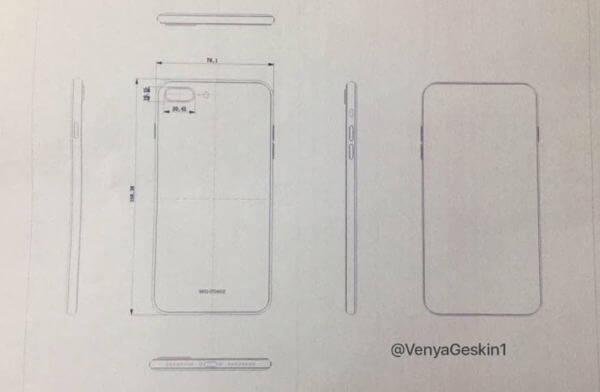 iPhone 7s Tasarım