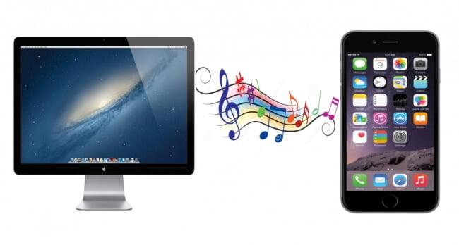 iTunes müzik yükleme