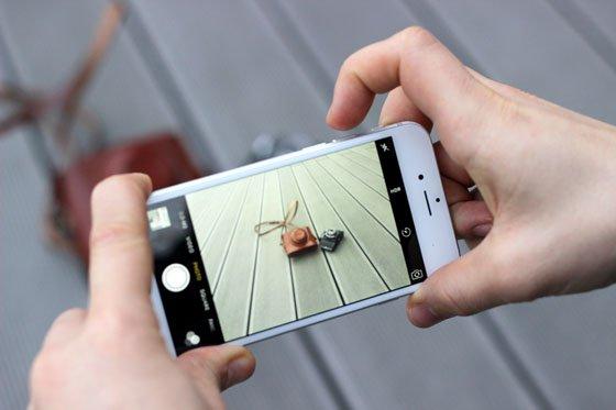iPhone Kamera Çekim Sesini Kapatma