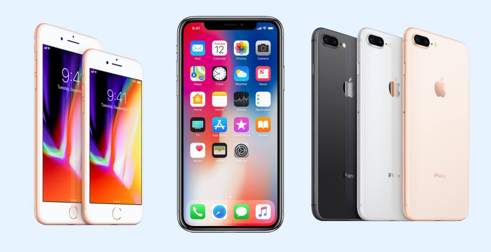 iPhone X- iPhone zilsesi, iPhone X zil sesi