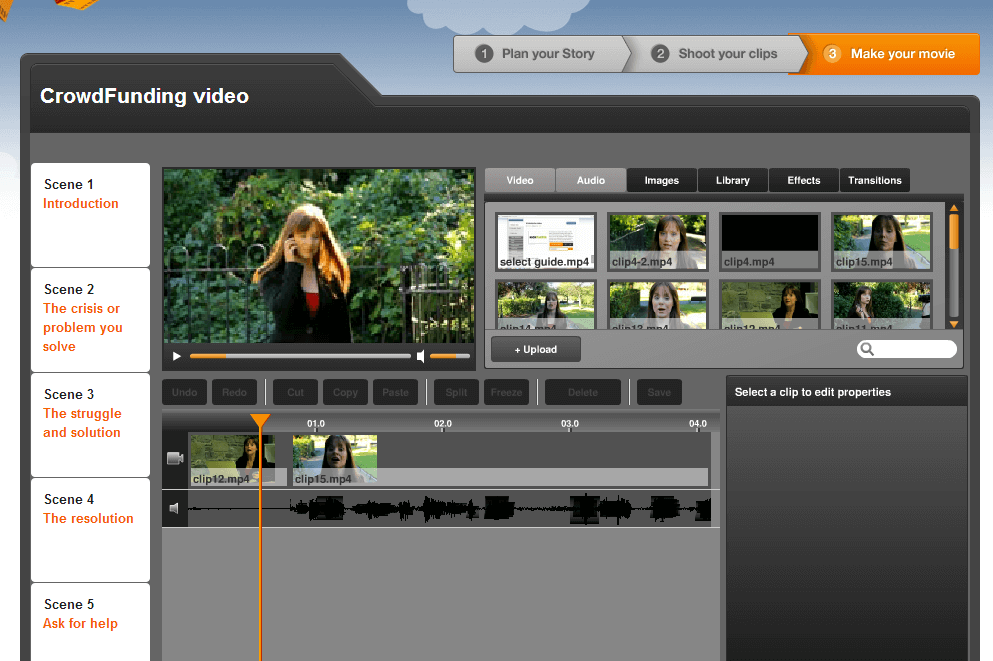 shotclip-video-editor