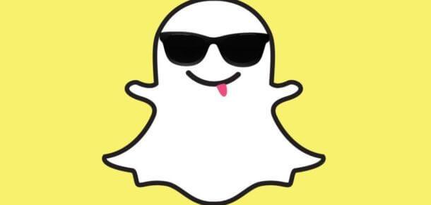 snapchat nasıl silinir