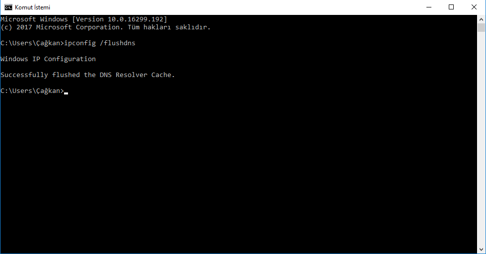windows-dns-sunucusu-hatasi-cozumu