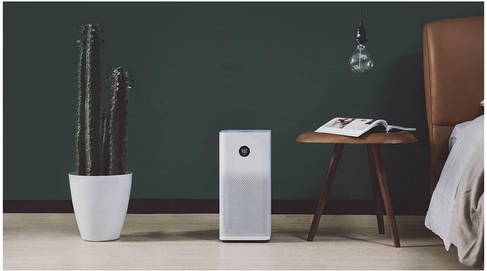 xiaomi mi air purifier 2s akıllı hava temizleyici