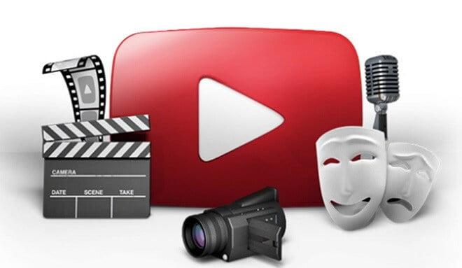youtube kanalı açma